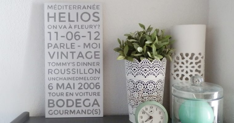 DIY ♥ MON TRENDY FACTORY CHIC