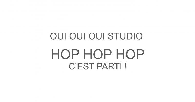 HOP HOP HOP C'EST PARTI !!!